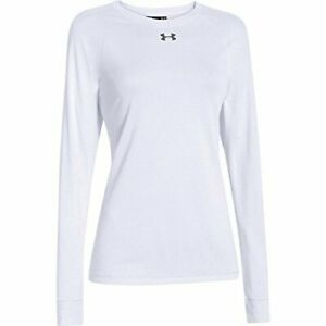 Under-Armour-Women-039-s-Locker-Tee-Long-Sleeve
