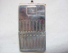 Antique Tasco Arithmometer Adding Machine Calculator