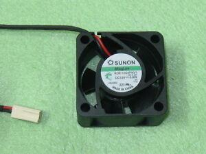 SUNON-Maglev-KDE1204PKV1-4020-40mm-x-20mm-Cooler-Cooling-Fan-12V-0-8W-2Pin-B159a