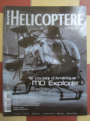 POSTER TIM TURBOMECA MAGAZINE 129 HELICOPTERE EC 145 ARRIEL 1E2 Z-9 CHINE