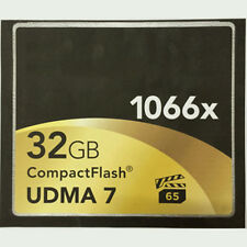 7Compact Flash For Camera Momery CF Card 32GB UDMA7 1066x High Quality Speed