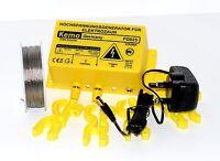 12v Electric Fence Energiser Kit- 2400v - Security Fence Energiser Kit (mains)