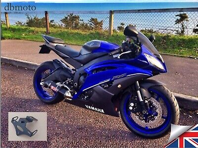 2006-2019 BLACK YAMAHA R6 FENDER ELIMINATOR 2T//S