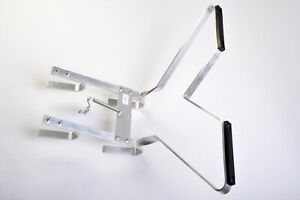 UK-MADE-ALUMINIUM-034-V-034-SHAPE-LADDER-STAND-OFF-DIRECT-FROM-MANUFACTURE
