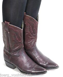 Stivali da Cowboy Catalano Stile Line Danza Texas Boots 36,5 -37