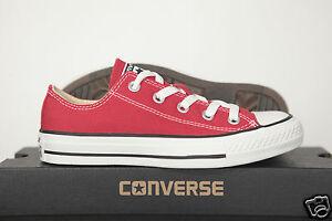 Details zu Neu All Star Converse Chucks Low Leinen + Leder Damen Sneaker versch. Modelle