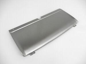 Original-Edelstahl-Blende-Anhaengerkupplung-Audi-Q7-4L-AHK-4L0807087B-Deckel