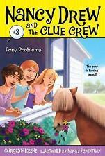 Pony Problems Nancy Drew and the Clue Crew #3