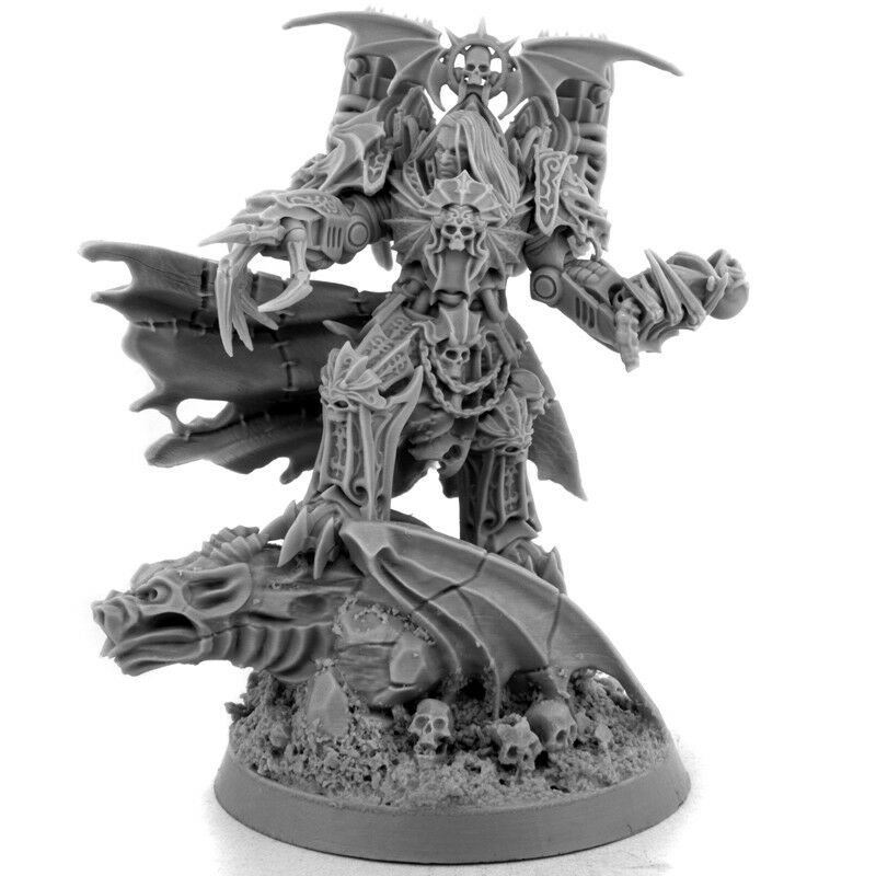 1x Chaos Lord of the Night - Wargame Exclusive