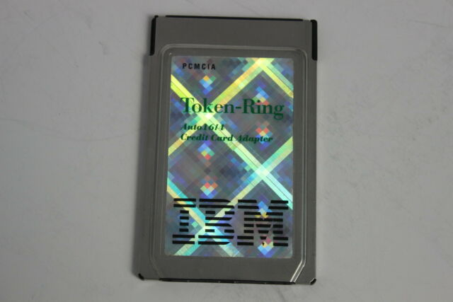 50 Available /& Warranty IBM 92G9352 PCMCIA Auto Token Ring w//Cable