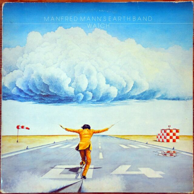 33t Manfred Mann's Earth Band - Watch (LP)