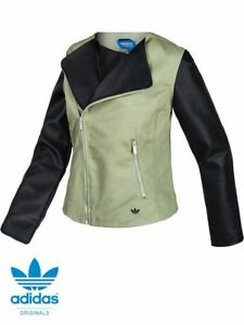 3f3e0eafa Image is loading Adidas-Originals-Women-039-s-Dots-Woven-Jacket