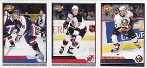 03-04-Pacific-Complete-Paul-Martin-99-RED-Parallel-NJ-Devils-2003