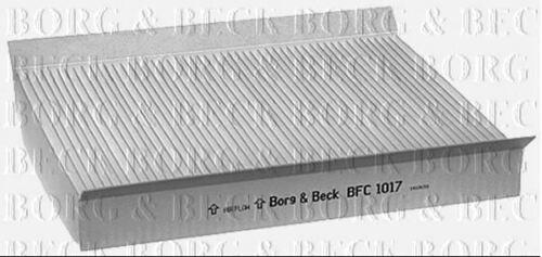 BORG /& BECK CABIN POLLEN FILTER FOR CITROEN MPV XSARA PICASSO 2.0 100KW