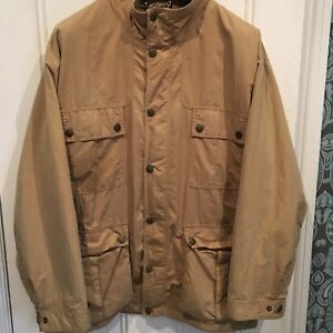 BARBOUR-INTERNATIONAL-Cotone-Casual-Giacca-Impermeabile-XXL