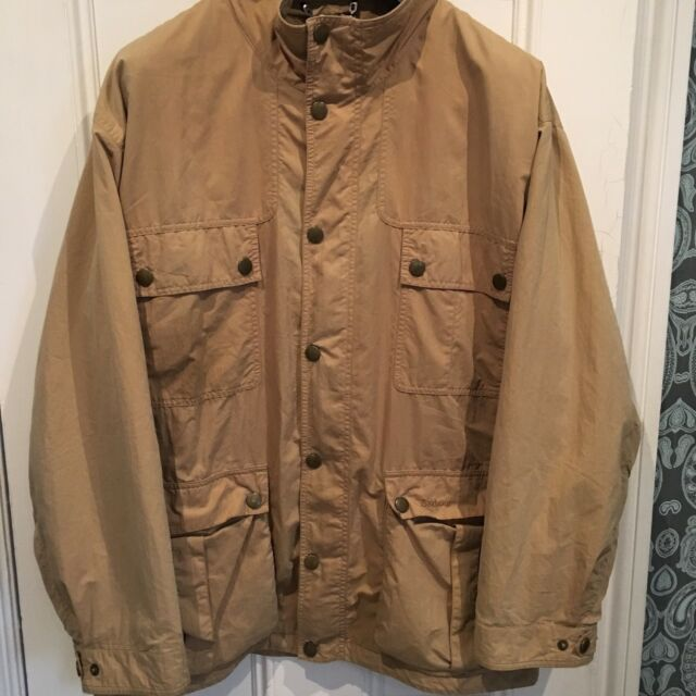 Barbour International Cotton Casual Waterproof Jacket XXL