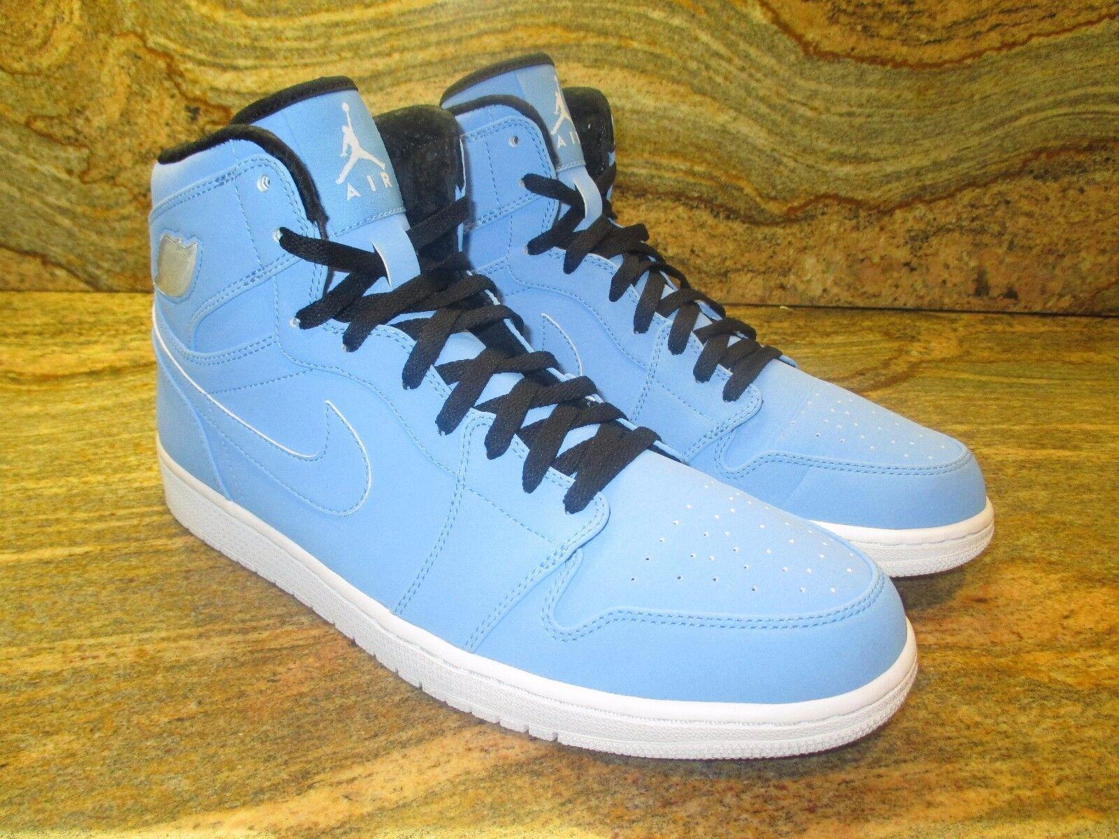 UNRELEASED Nike Air Jordan 1 Retro High 13 OG Promo Sample SZ 13 High Pantone Blue MJ PE 4c7349