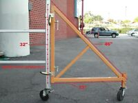 4 Perry Scaffold Wide Outrigger For Safety Supporting Rolling Tower Cbmscaffold