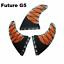 Future-Fins-G5-G7-Surfing-Paddling-Honeycomb-Fiberglass-Fin-3-PCS-Set thumbnail 3