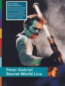 Peter Gabriel - Segreto World Live Nuovo DVD