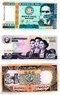 LOT (3) - 3 Billets DIFFERENTS PAYS AFRIQUE ASIE AMERIQUE NEUF UNC
