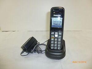 panasonic kx tga641 cordless hanset phone charger only ebay rh ebay com Panasonic Kx Tga641 Nguyen Kim panasonic telephone manual kx-tga641