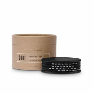Gobe ND1000 Kit filtri 37mm MRC 16-Strati UV ND8 CPL Polarizzatore