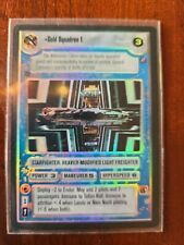 Star Wars CCG SWCCG Tantive IV Foil Reflections I 1 Rare Card Collection