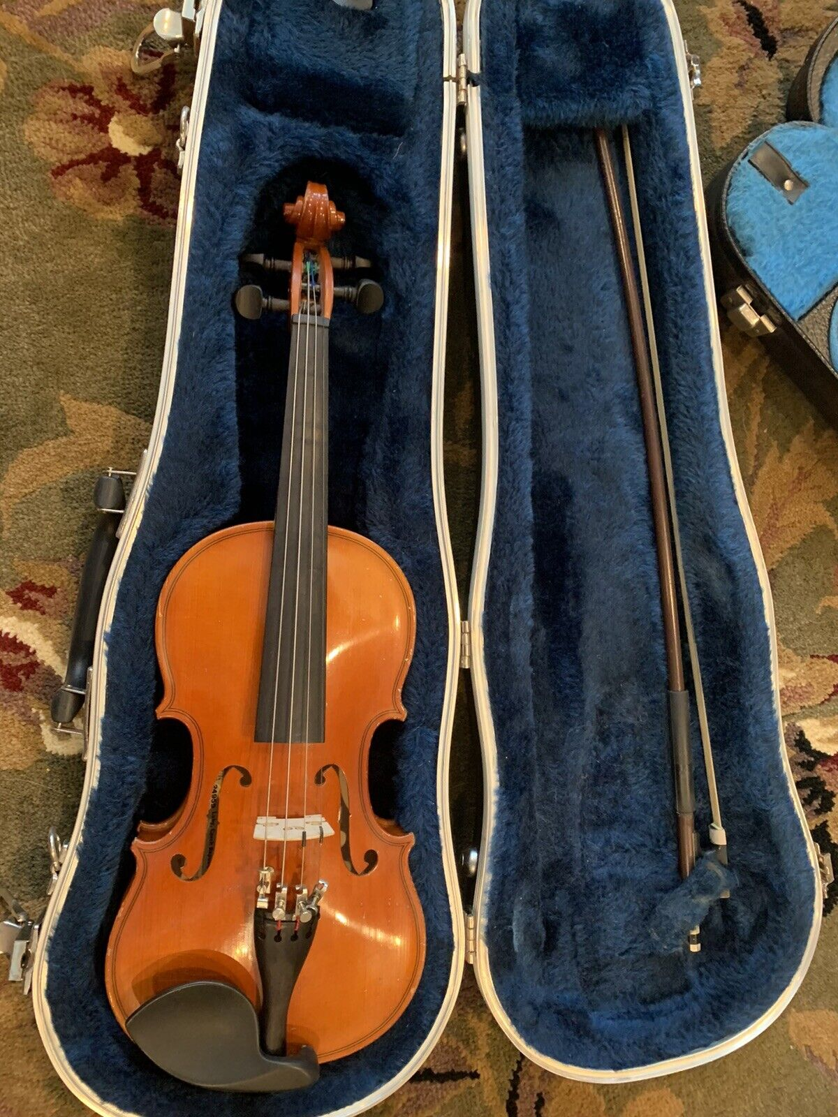 1 4 Größe Lidl Brand Violin Outfit Case And Bow. Great Violin  20