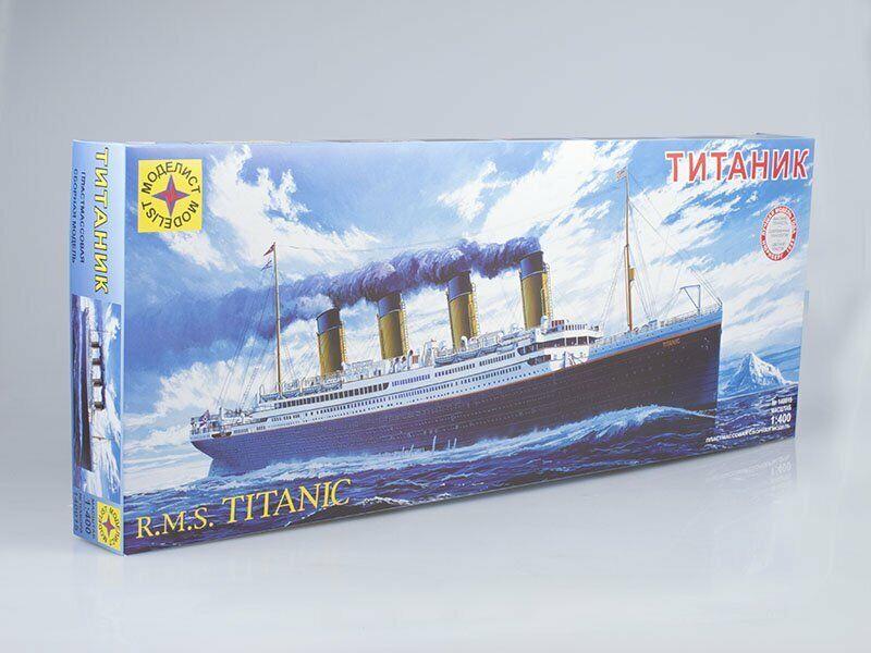1 400 Assembly kit model Liner  Titanic