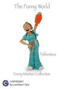 Mestieri-Funny-Collection-Les-Alpes-Enfermera-014-12006-Personajes-Resina