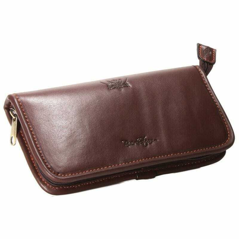Wychwood River & Stream Leather Fly Wallet   wholesale price and reliable quality