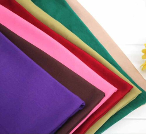 One Artificial Cotton Fabric Silk Fabric Pre-Cut Dress Cloth Fabric for Sewing