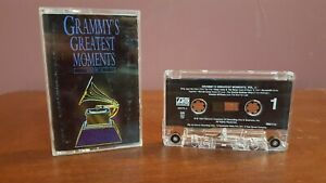 Grammy-039-s-Greatest-Moments-Vol-2-by-Various-Artists-Cassette-Feb-1994