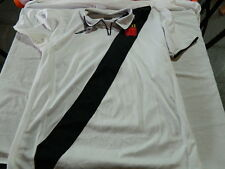 vintage old Jersey soccer  Vasco Da gamma  Brazil   with  10   size L