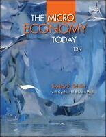 The Micro Economy Today, by Schiller, 13th Edition