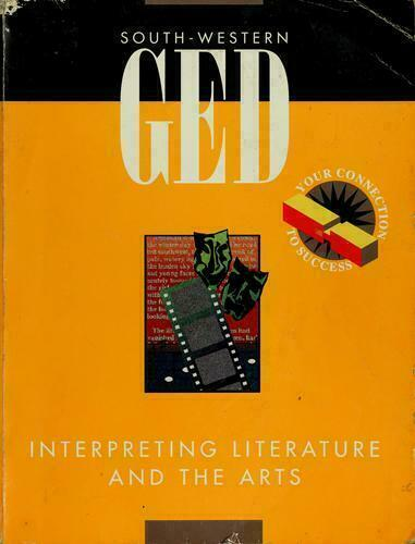 GED Interpreting Literature and the Arts by Schmidt