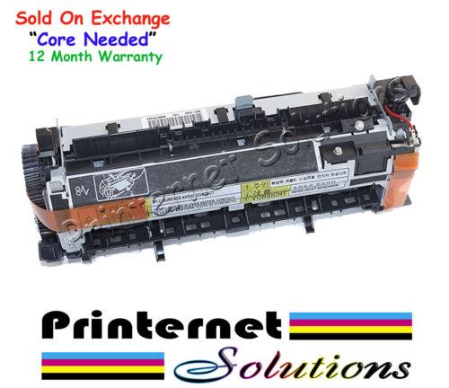 HP LaserJet Enterprise M604//M605//M606 Fuser 110V// 12 Month Warranty!! RM2-6308