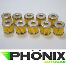 Autogas Filter-Einsatz 10x OMB Gasfilter KME LPG