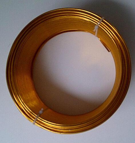 0,33€//m Aludraht 2mm rund 12m Biegedraht Basteldraht Schmuckdraht Draht 2,0 mm
