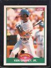 1989 Score Ken Griffey Jr 100 Baseball Card