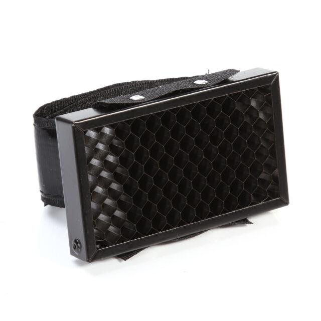 Flash Speedlight Honeycomb Grid Diffuser for Canon Nikon Shotgun Softbox