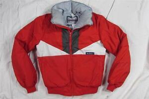 Vtg-70s-Powderhorn-Mountaineering-Goose-Down-Jacket-Womens-Sz-10-USA-Made-Nice