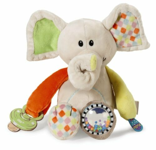 My First NICI 39704 Activity Schmusetier Elefant Dundi 23 cm Schlenker