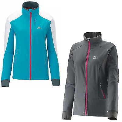 Momentum Salomon RunningEbay Softshell Jacket Langlaufjacke Damen rtshQCd