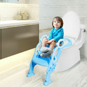 Kinder Toilettensitz Kindertoilette Toilettentrainer Töpfchentrainer faltbar