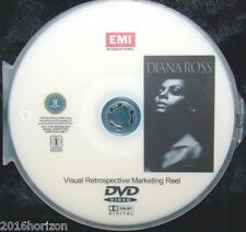DIANA ROSS Visual Retrospective Marketing Reel 22 Music Videos DVD FREE SHIPPING