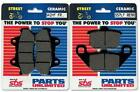 SBS - 647HF - HF Ceramic Brake Pads