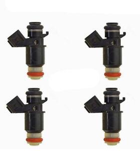 16450-PLD-003 Fuel Injectors OEM KEIHIN HONDA CIVIC 1.7L 2001-2005 SET OF 4