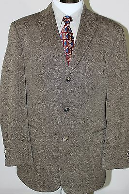 """A4 HUGO BOSS Silk Wool """"ROSSELLINI US"""" Sport Coat Jacket Blazer Sz 40R MINT"""